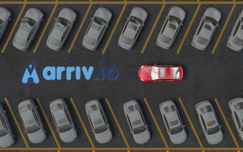 Arriv.io, startup mexicana que está cambiando la experiencia de estacionarse - estacionate-con-un-click-y-logo-800x500