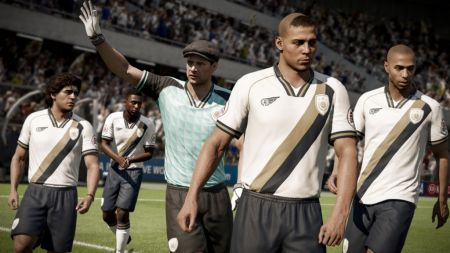 EA revela FUT ICONS stories para FIFA 18