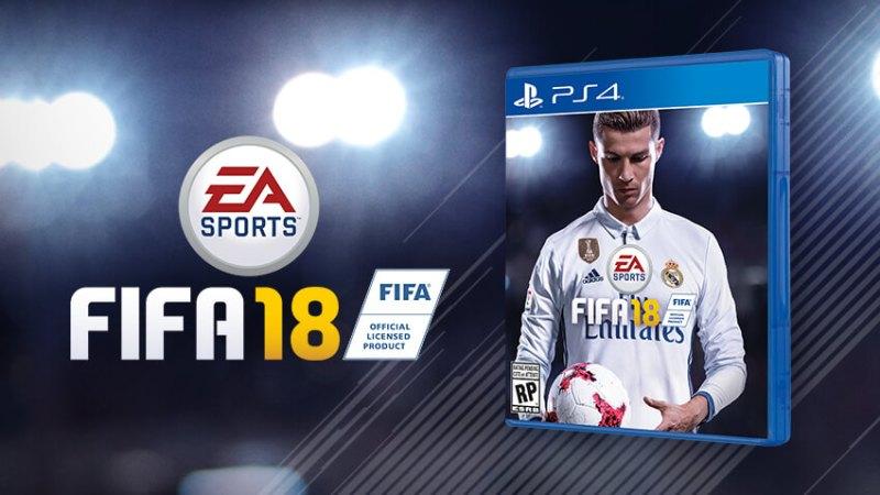 fifa18 800x450 Obtén FIFA 18 en la pre venta de Linio