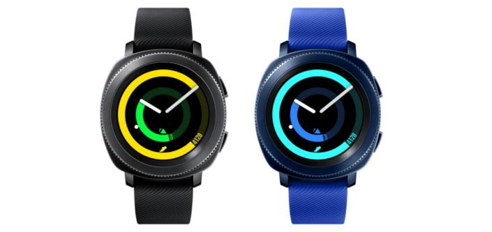 Nuevos dispositivos Gear de Samsung: Gear Sport, Fit2 Pro y IconX - gear-sport