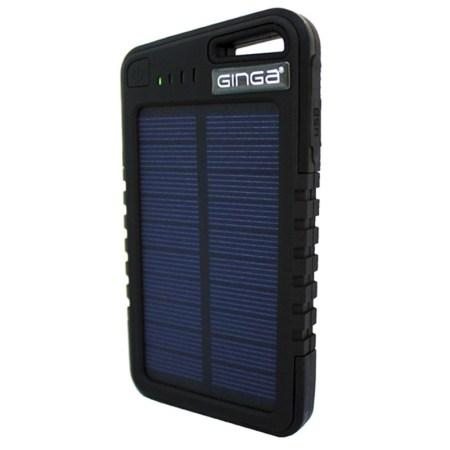 Powerbank para recarga tus gadgets con energía solar - ginga_pb-solar_1-450x450