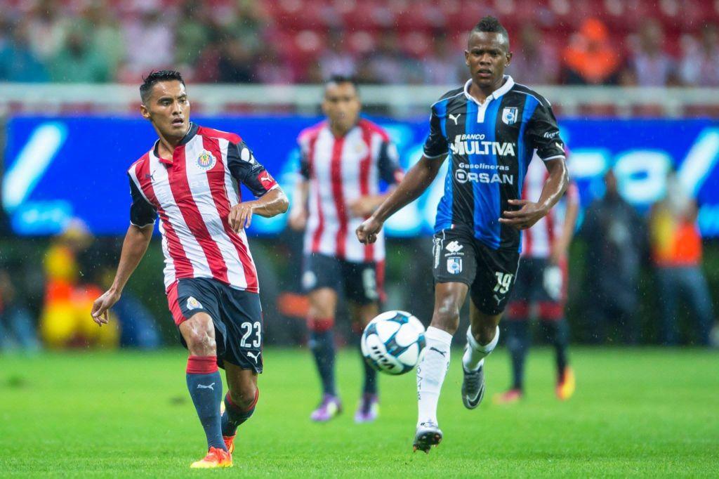 A qué hora juega Chivas vs Querétaro y dónde verlo; J7 Apertura 2017 - hora-chivas-vs-queretaro-j7-apertura-2017