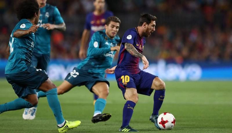 Real Madrid vs Barcelona: Horario y en dónde verlo; Supercopa España 2017 - horario-real-madrid-vs-barcelona-vuelta-supercopa-2017