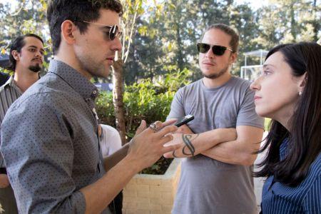 Netflix revela las primeras imágenes de la tercera temporada de Club de Cuervos