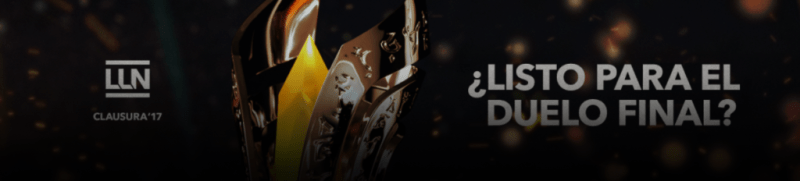 Infinity Esports llega a la Gran Final de Clausura LLN 2017 - infinity-esports-lln-clausura-17-800x181