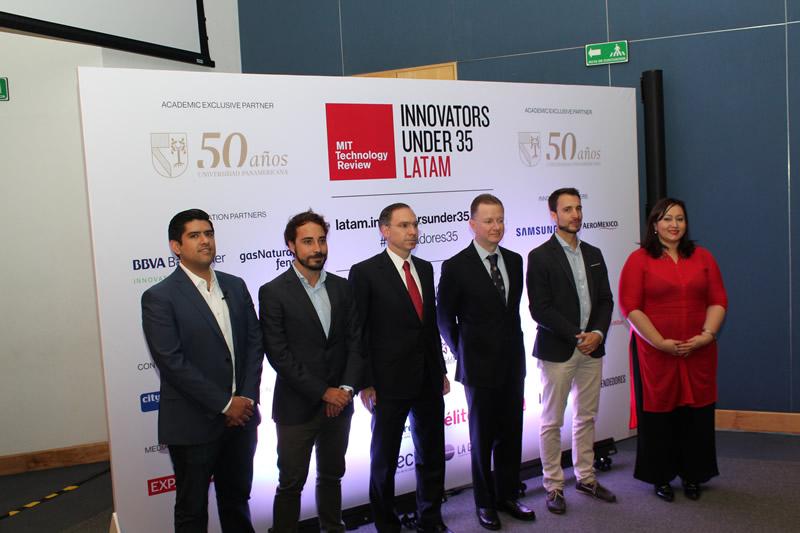 Presentan la primera edición de Innovadores menores de 35 LATAM - innovadores-menores-de-35-latam