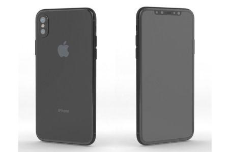 La navegación en el iPhone 8 será mediante gestos