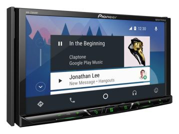 Nueva Serie Z de auto-estéreos multimedia de Pioneer - km701_avh-z5050bt_rd_green_left_b2
