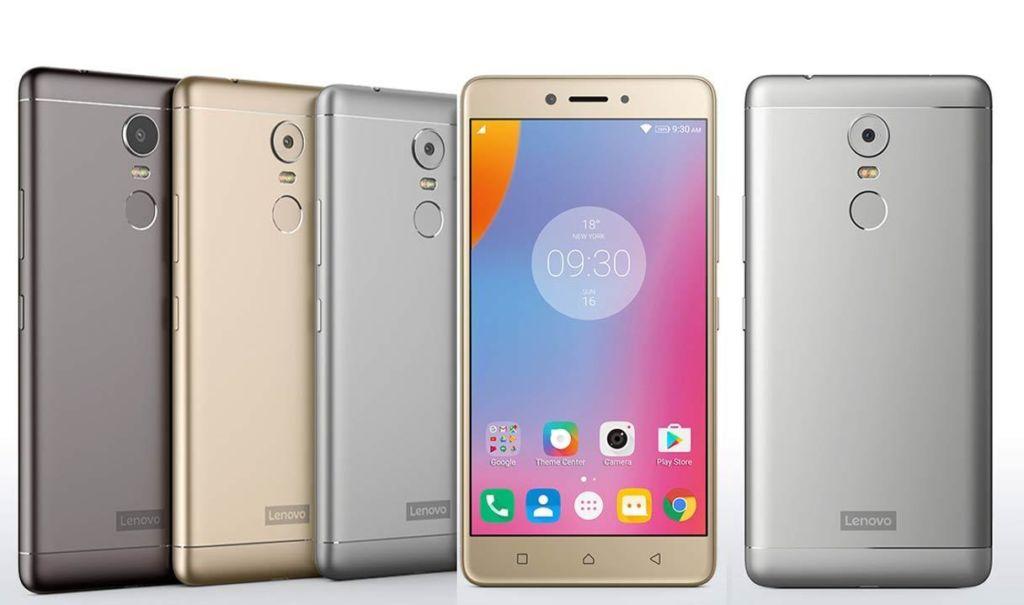 Lenovo utilizará Android limpio en sus futuros smartphones - lenovo-k6-hero