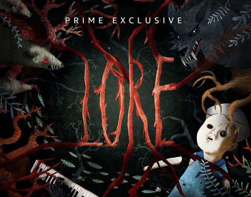 Lore, la serie original de Amazon se estrena en octubre - lore-amazon-prime-video