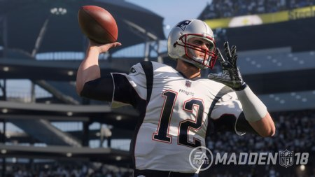 EA Sports lanza Madden NFL 18 con una gran lista de mejoras