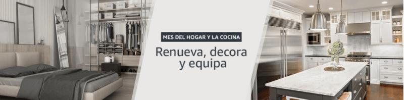 Amazon México presenta el mes del hogar y la cocina ¡conoce sus ofertas! - mes-del-hogar-y-la-cocina_1