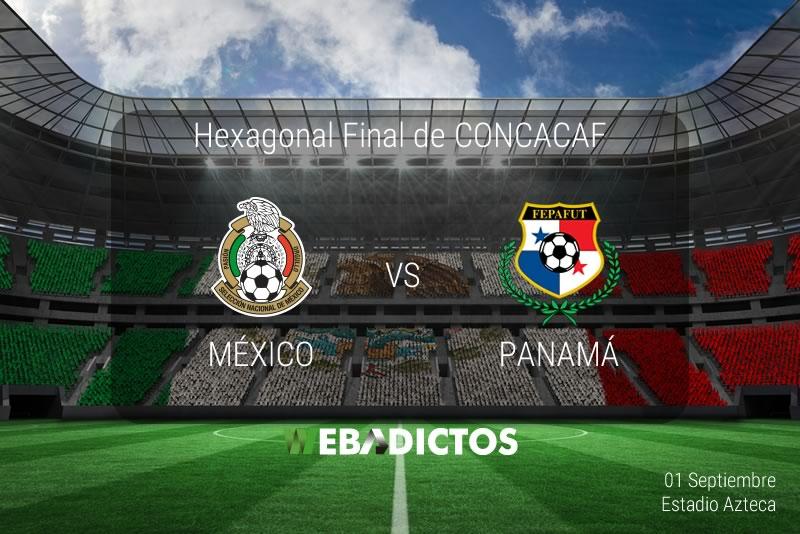 México vs Panamá, Hexagonal Final para Rusia 2018 | Resultado: 1-0 - mexico-vs-panama-hexagonal-final-rusia-2018-1-septiembre