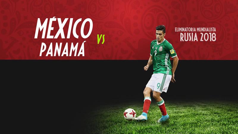 México vs Panamá, Hexagonal Final para Rusia 2018 | Resultado: 1-0 - mexico-vs-panama-televisa-deportes-hexagonal-final
