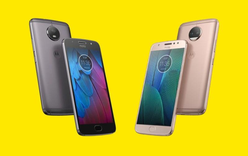 Motorola presenta a la nueva familia Moto G5s - moto-g5s-family