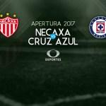 Necaxa vs Cruz Azul, Jornada 6 de la Liga MX A2017 | En vivo