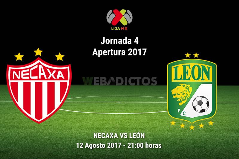 León derrota a Necaxa de visita