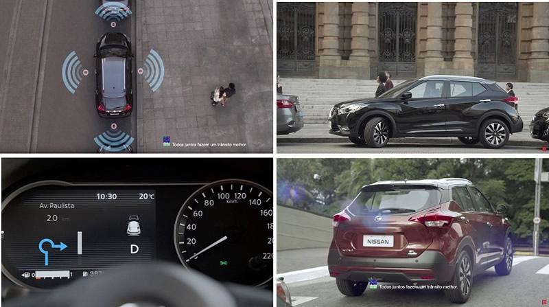 Tecnologías de Nissan Kicks que hacen la conducción más fácil y segura - nissan-kicks-tecnologias