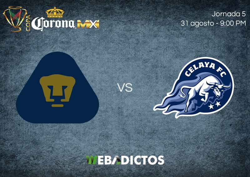 Dónde ver a Pumas vs Celaya; J5 de Copa MX A2017 | POSPUESTO - pumas-vs-celaya-j5-copa-mx-apertura-2017-800x566
