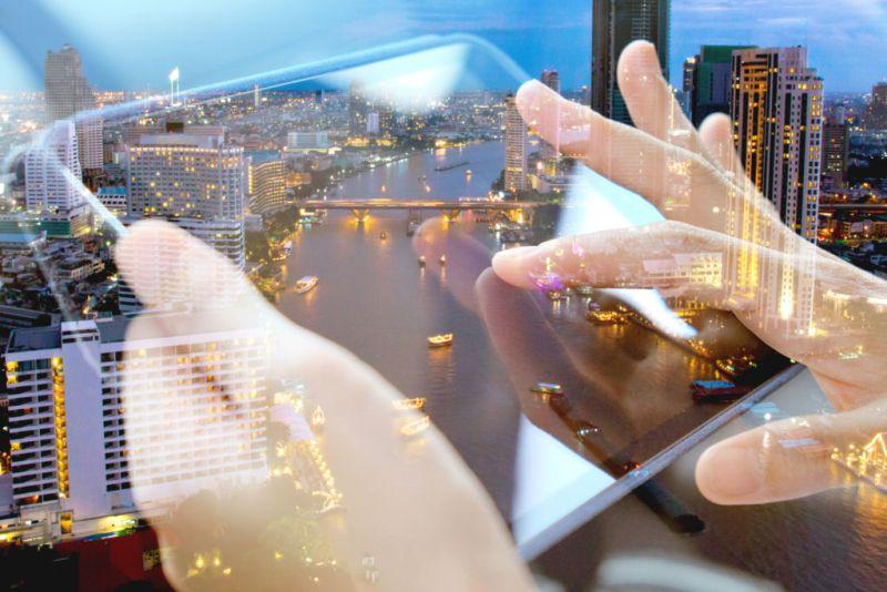 Ciudades Inteligentes: Tecnología urbana en beneficio de las comunidades - smart-cities-3-800x534