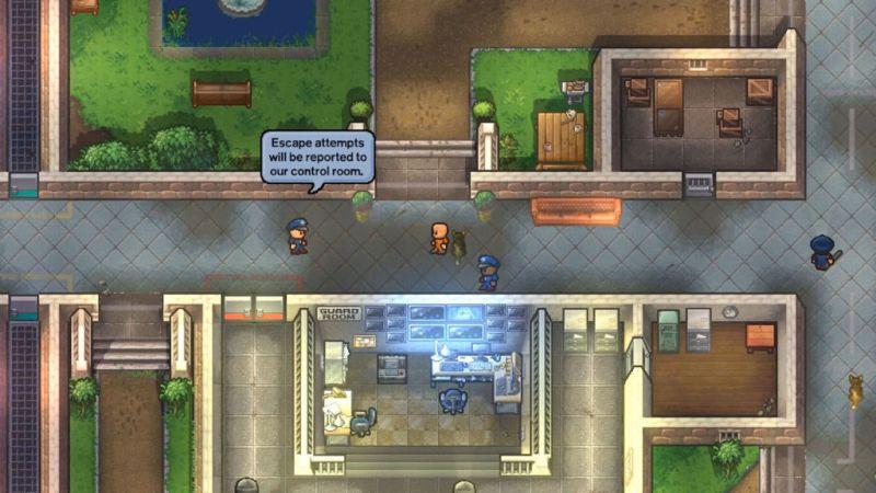 the escapists 2 juegos 800x450 The Escapists 2, juego de estrategía te lleva a la prisión espacial