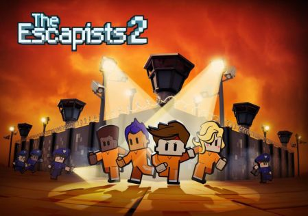 The Escapists 2, juego de estrategia ¡Ya disponible!