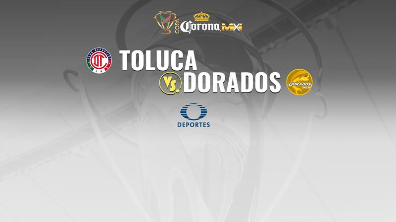 Toluca vs Dorados, Fecha 2 de Copa MX A2017 | Resultado: 3-0 - toluca-vs-dorados-en-vivo-copa-mx-apertura-2017