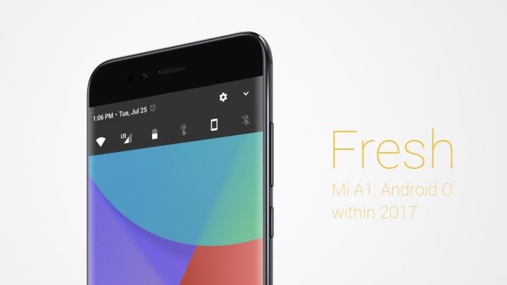 Xiaomi y Google presentan al Mi A1, el primer Android One de la firma china - a1-android-o