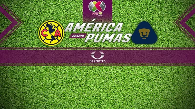 América vs Pumas, J6 Liga MX Femenil ¡En vivo por internet! - america-vs-pumas-liga-mx-femenil-en-vivo