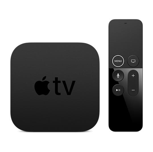 El Apple TV 4K está pensado para el entretenimiento del hoy y del mañana - apple-tv-with-remote
