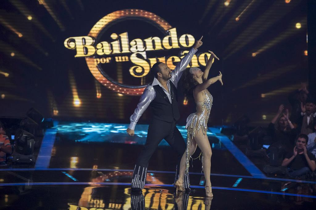 Bailando por un Sueño 2017: Eliminados de la Segunda Gala - bailando-por-un-suencc83o-2017-01-carlos-sarabia-y-jimena-villegas