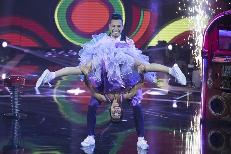 bailando por un sueno 2017 7 tanya vazquez y reyes garcia Bailando por un Sueño 2017: Tercera Gala
