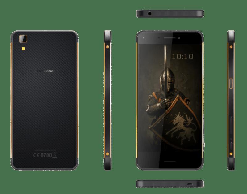 Hisense A2 PRO y Hisense C30: nuevos smartphones de Hisense en IFA 2017 - c30-800x627