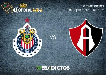 Chivas vs Atlas, Clásico Tapatío en Copa MX A2017| Suspendido
