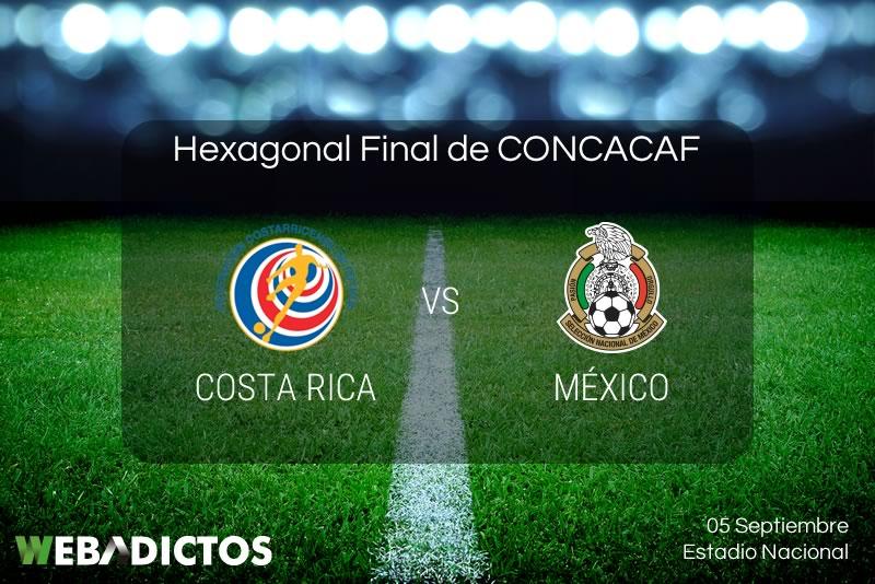 Costa Rica vs México, Hexagonal Final CONCACAF 2017 | Resultado: 1-1 - costa-rica-vs-mexico-hexagonal-final-rusia-2018-5-septiembre