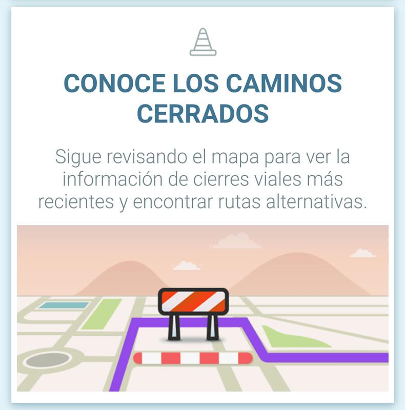 earthquake mexico city3 Encuentra ayuda y evita las zonas afectadas por el sismo con Waze