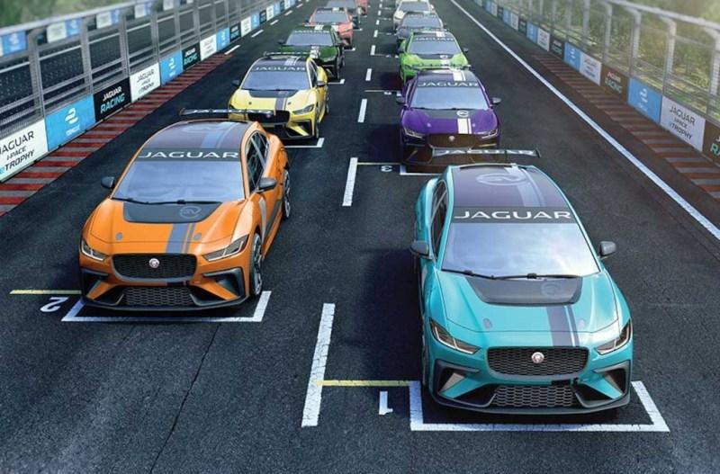 Formula E y Jaguar anuncian serial de soporte totalmente eléctrico - formula-e-y-jaguar_2-800x527