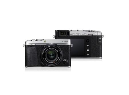 Fujifilm lanza su primera cámara con Bluetooth: Fujifilm X-E3
