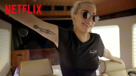 Netflix revela avances del documental Gaga: Five Foot Two