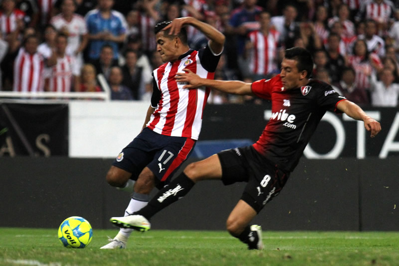 A qué hora juega Chivas vs Atlas y dónde verlo; Octavos de Copa MX A2017 - horario-chivas-vs-atlas-copa-mx-apertura-2017