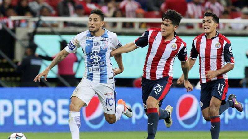 A qué hora y cómo ver a Chivas vs Pachuca; Jornada 8 A2017 - horario-chivas-vs-pachuca-j8-apertura-2017