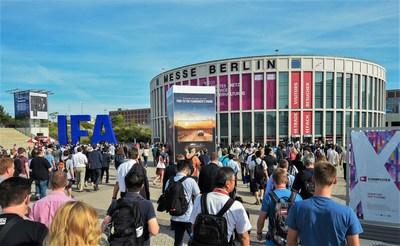 IFA 2017, la feria internacional de electrónica de consumo más importante del mundo - ifa-2017