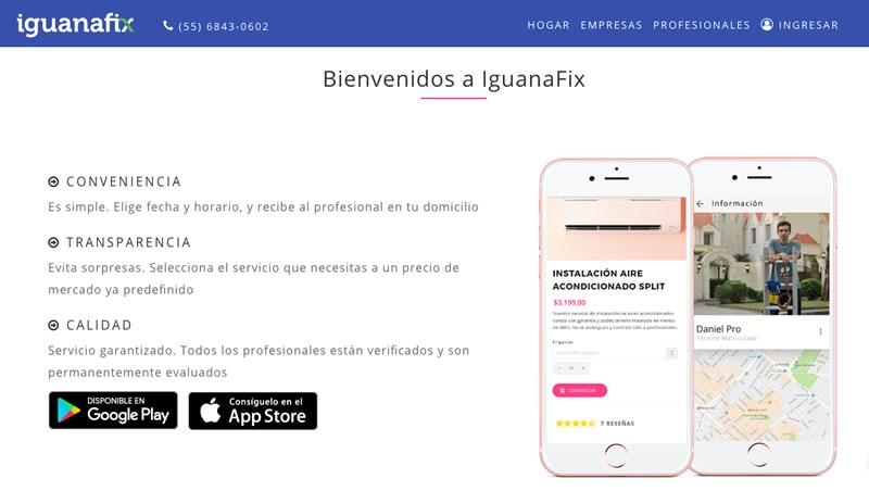 iguanafix revisiones de electricidad plomeria IguanaFix ofrece revisiones de electricidad, plomería o acabados en tu hogar sin costo