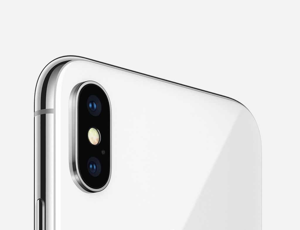 El iPhone X trae una batería más grande que la del iPhone 8 Plus - iphone-x-back-camera