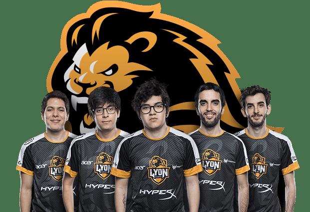 Worlds 2017: Lyon Gaming se abre camino en la fase de Play-In - lyon