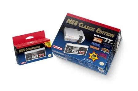 NES Classic Edition volverá a venderse en 2018