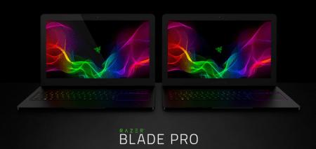 Razer lanza la nueva Blade Pro con gráficos NVIDIA GeForce GTX 1060