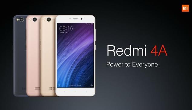 Productos Xiaomi disponibles en Walmart - redmi-4a