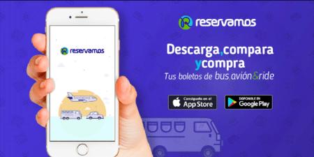 Reservamos.mx presenta su nueva app móvil