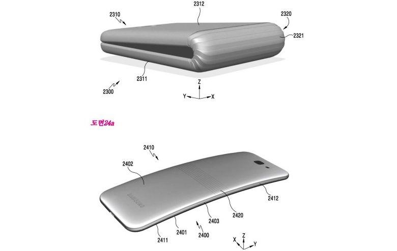Samsung estaría a punto de presentar su primer teléfono plegable - samsung-galaxy-x